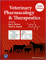 Veterinary Pharmacology and Therapeutics 10/ 2018
