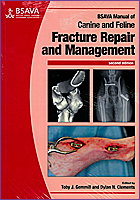 BSAVA Manual of Canine and Feline Fracture Repair and Management 2/e 2016
