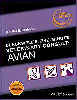 Blackwell's Five-Minute Veterinary Consult: Avian 1/e 2016